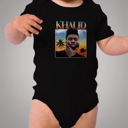 Khalid DJ Streetwear Free Spirit Urban Baby Onesie