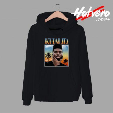 Khalid DJ Streetwear Free Spirit Urban Hoodie