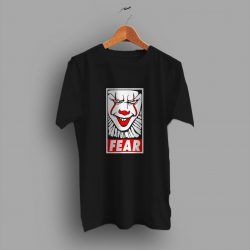 Kids Are Back Fear Pennywise Halloween T Shirt