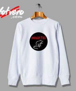 Mouse Rat Parks and Recreation Sweatshirt
