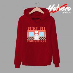 Peach Pit BH90210 California Hoodie