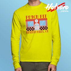 Peach Pit BH90210 California Long Sleeve T Shirt