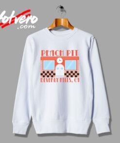 Peach Pit BH90210 California Sweatshirt