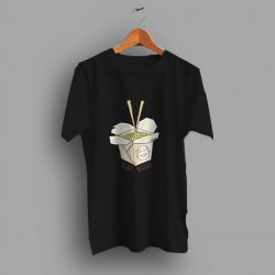 Ramen Send Noods Tee Food Funny T Shirt