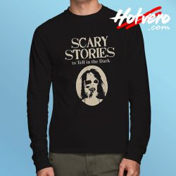 Scary Stories To Tell In The Dark Haunted House Long Sleeve Tee