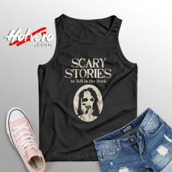 Scary Stories To Tell In The Dark Haunted House Tank Top