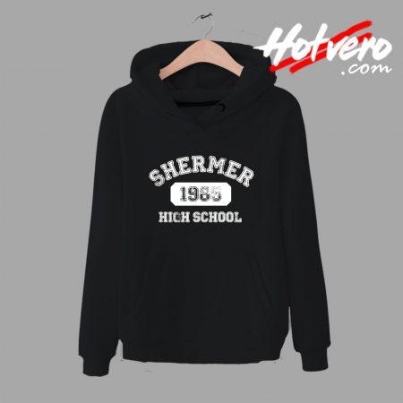 Shermer High School Breakfast Club Unisex Hoodie