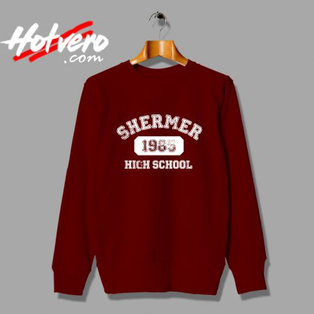 Shermer High School Breakfast Club Unisex Sweatshirt