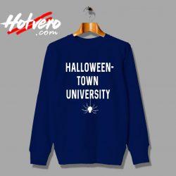 Spider Halloweentown University High Movie Sweatshirt