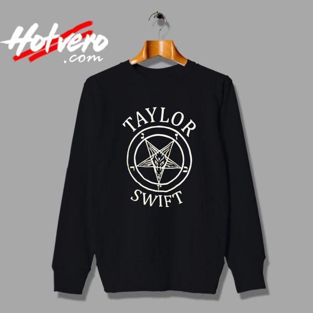 Taylor Swift Sigil Pentagram Funny Sweatshirt