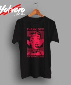 Thank God For Mental Brian Jonestown Massacre T Shirt