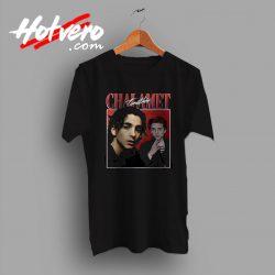 Timothe Chalamet Vintage T Shirt