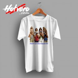 Vintage BH90210 Party At The Peach Pit T Shirt