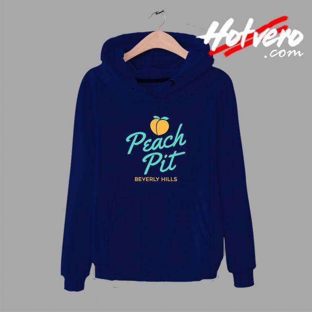 Vintage BH90210 Peach Pit Hoodie