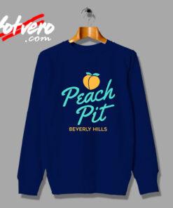 Vintage BH90210 Peach Pit Sweatshirt