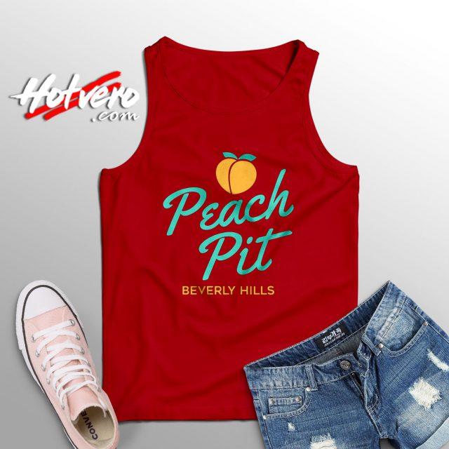 Vintage BH90210 Peach Pit Tank Top