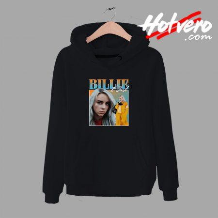 Vintage Billie Eilish 90s Unisex Hoodie
