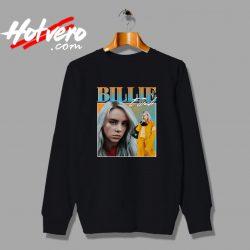 Vintage Billie Eilish 90s Unisex Sweatshirt