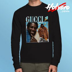 Vintage Gucci Mane Ice Cream Cone Long Sleeve T Shirt