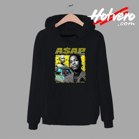 Vintage Hip Hop Asap Rocky Urban Hoodie