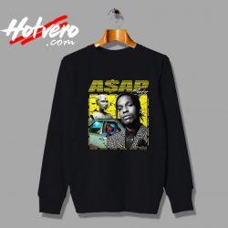 Vintage Hip Hop Asap Rocky Urban Sweatshirt