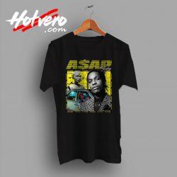 Vintage Hip Hop Asap Rocky Urban T Shirt