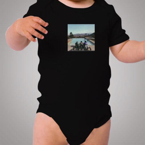 Vintage Jonas Brother Happines Begins Tour Baby Onesie