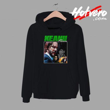 Vintage Keanu Reeves Matrix Unisex Hoodie