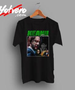 Vintage Keanu Reeves Matrix Urban T Shirt