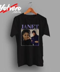 Vintage Tee Janet Jackson Urban T Shirt