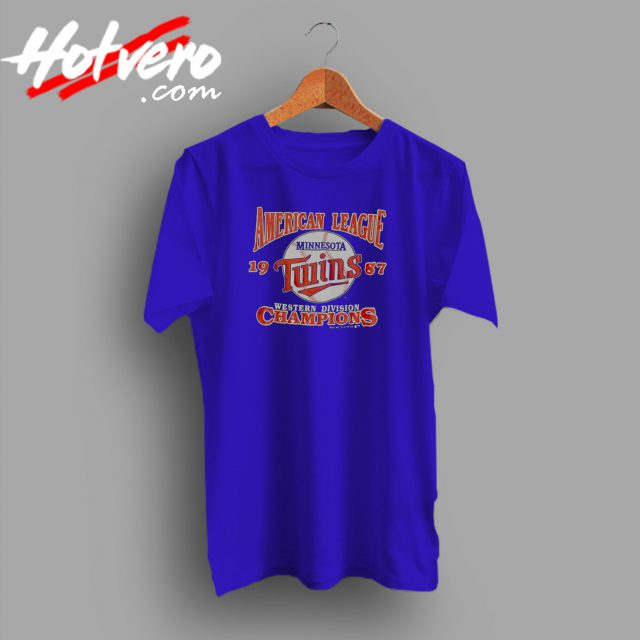 American League Western Division Champions t shirt