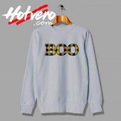 BOO Halloween Sweatshirt