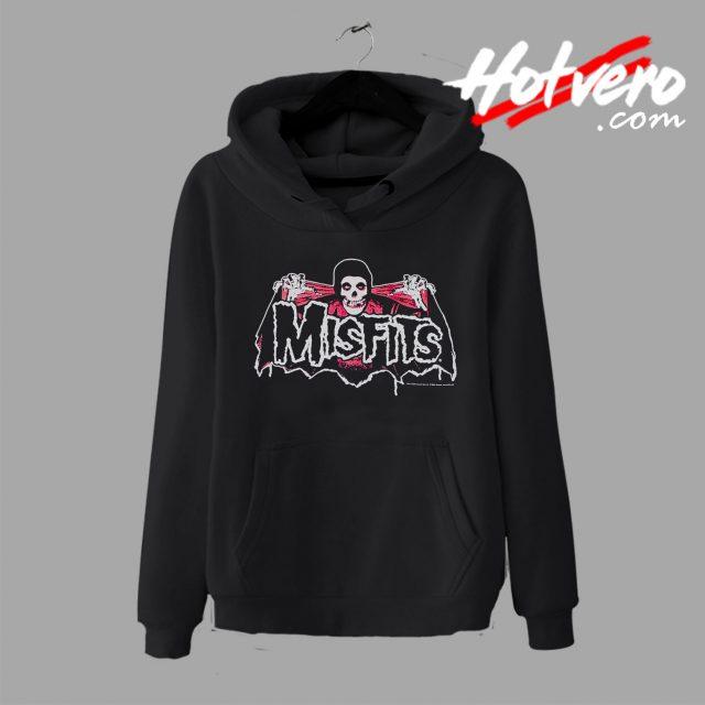 Batfiend Misfits hoodie