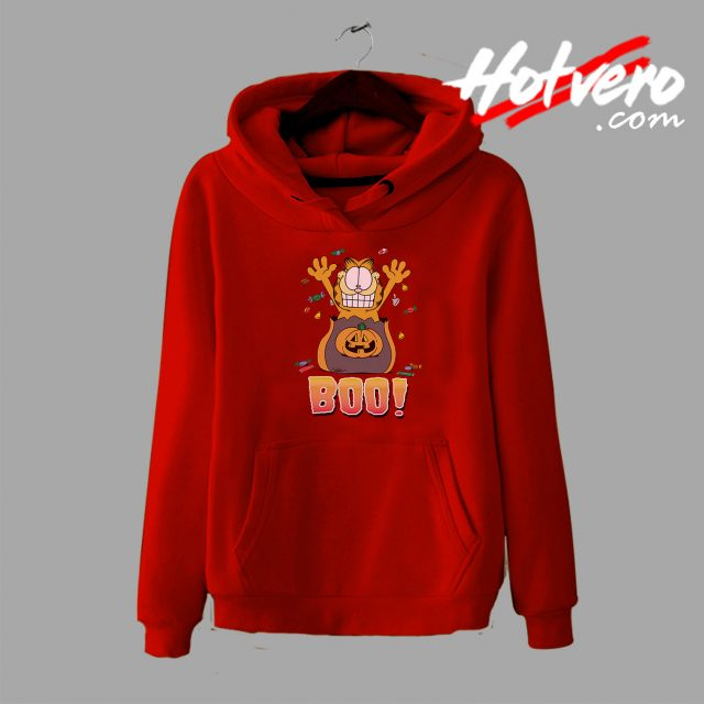 Boo Garfield hoodie
