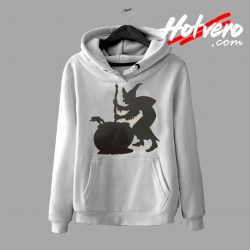 Double toil and trouble hoodie