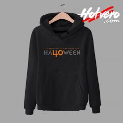 Forty Years of Michael Myers Halloween hoodie