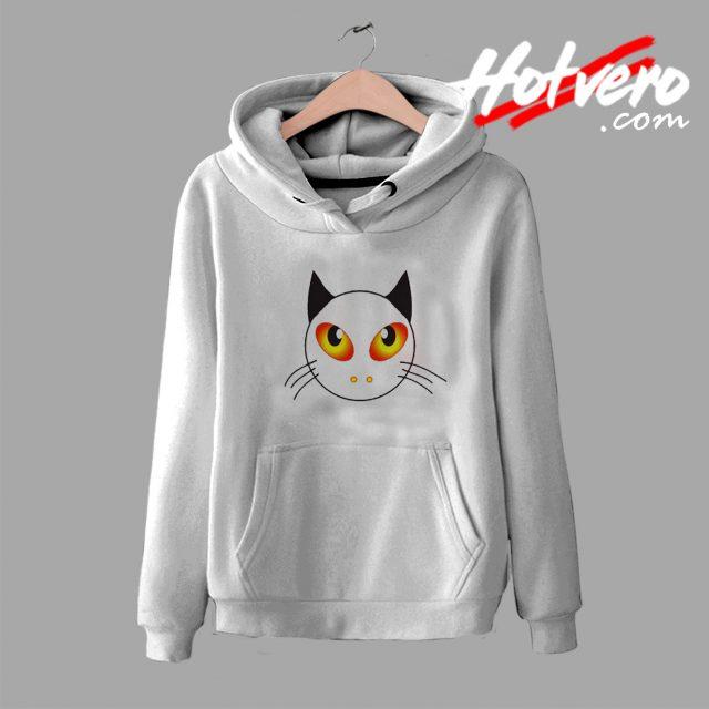 Halloween Cat cheap Hoodie