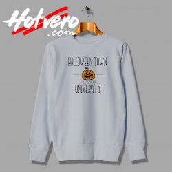 Halloween Town University sweatShirt
