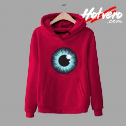 Halloween eye iris Hoodie