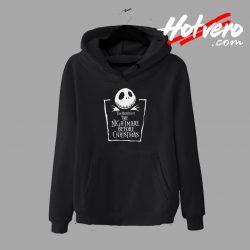 Jack Skellington Logo Nightmare hoodie