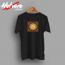 Letter S monogram T Shirt