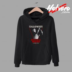 Michael Myers Is Coming Home Halloween hoodie