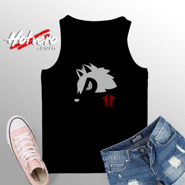 Midday wolf tank Tank Top