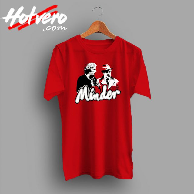 Minder Inspired Short Sleeve T Shirt