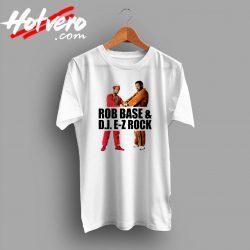 Rob Rase And DJ Ez Rock t shirt