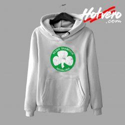 Silver Shamrock Logo Halloween hoodie