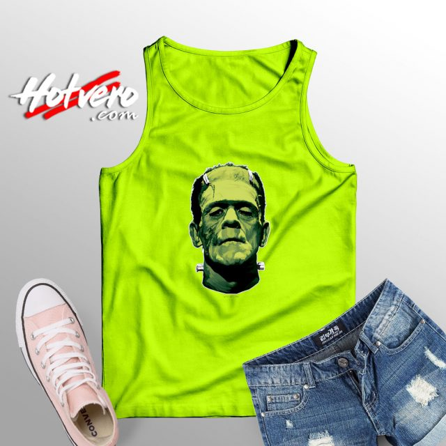 The Monster tank top