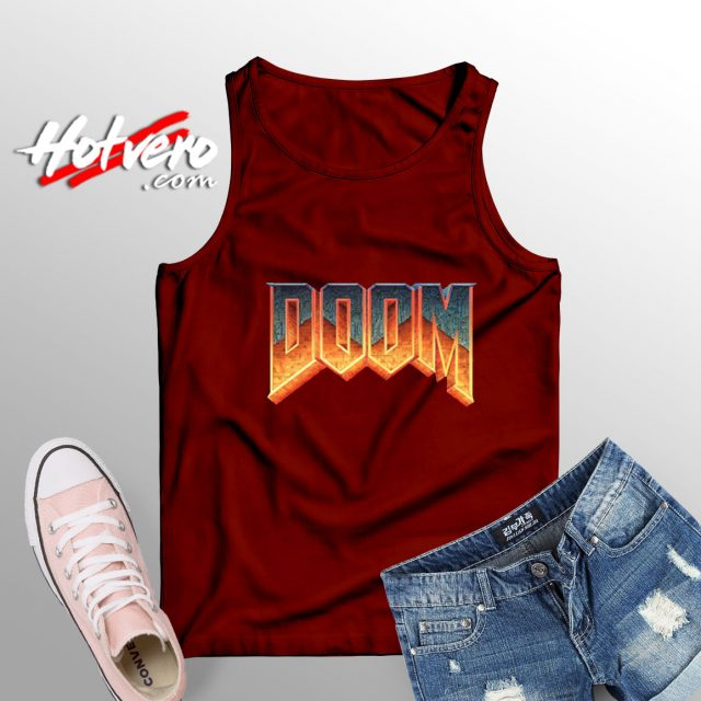 cheap DOOM tank top